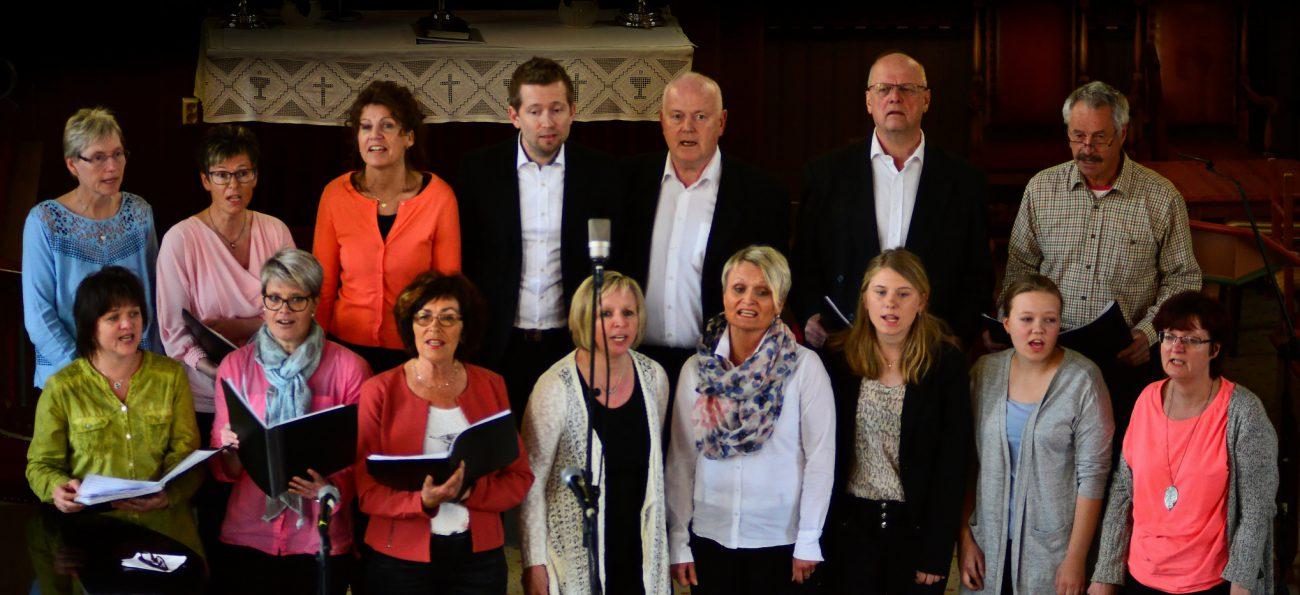 Vårkonsert 24. april 2016. Foto: Geir Dåsvatn